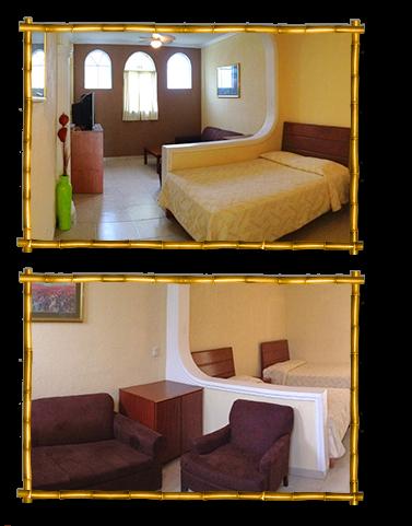 Habitaciones Villagasca